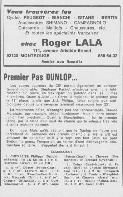 Coureurs et Clubs d'avril 1977 à mai 1979 - Page 40 03256