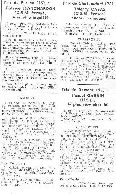 Coureurs et Clubs de juin 1974 à mars 1977 - Page 42 05014