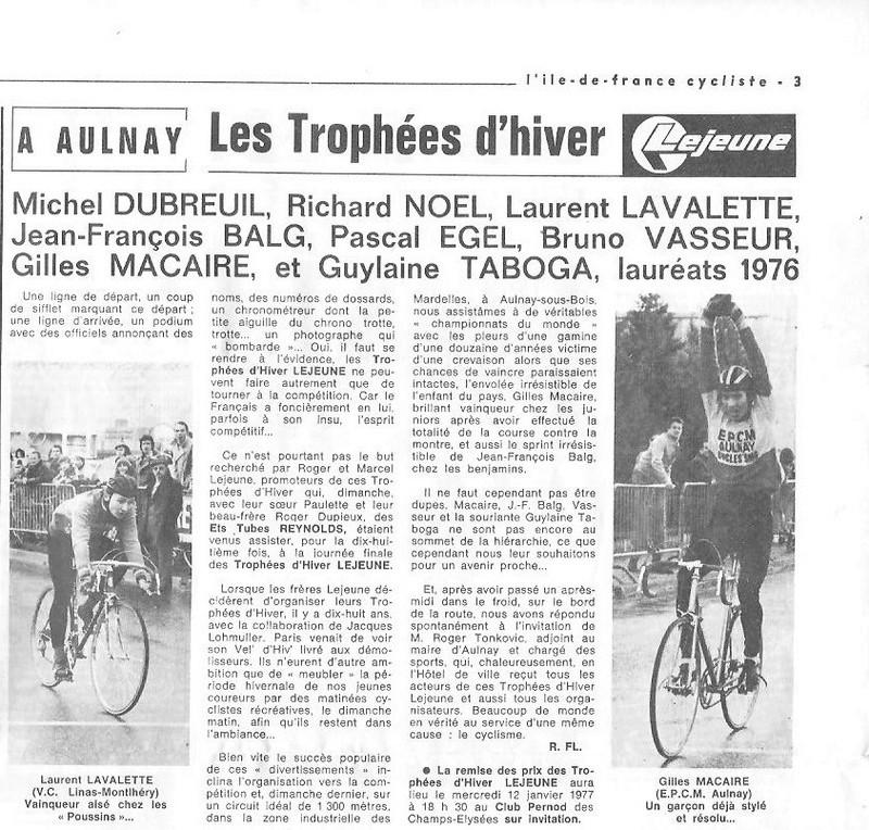 Coureurs et Clubs de juin 1974 à mars 1977 - Page 42 05411