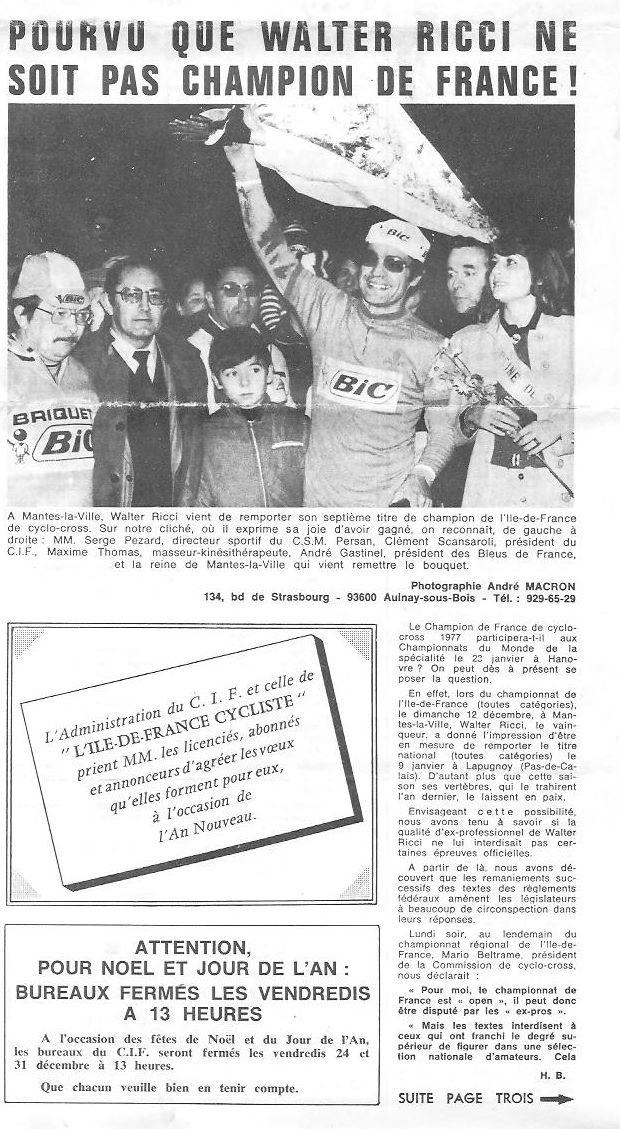 Coureurs et Clubs de juin 1974 à mars 1977 - Page 42 05712