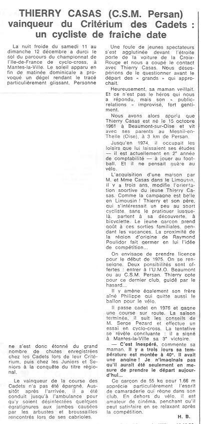 Coureurs et Clubs de juin 1974 à mars 1977 - Page 42 06013