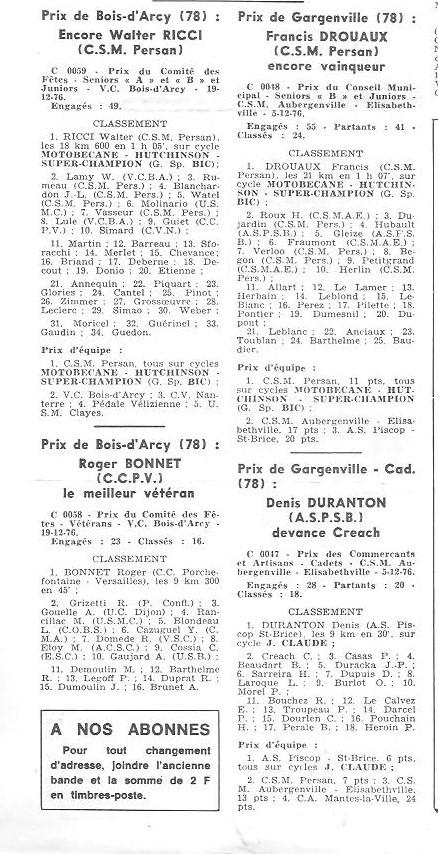 Coureurs et Clubs de juin 1974 à mars 1977 - Page 42 06311