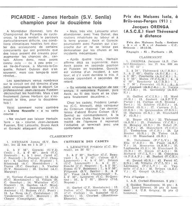 Coureurs et Clubs de juin 1974 à mars 1977 - Page 42 06411