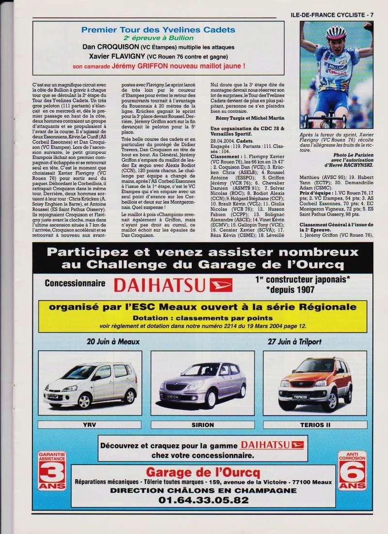 Coureurs et Clubs de janvier 2000 à juillet 2004 - Page 41 0_00726