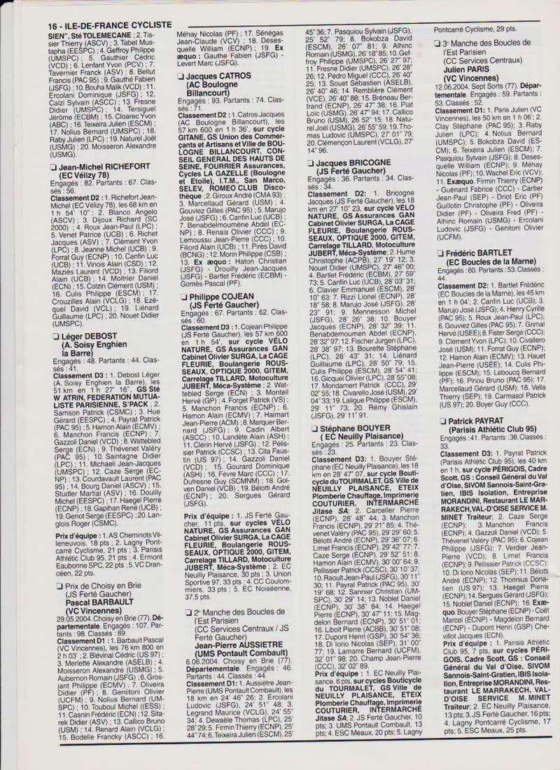 Coureurs et Clubs de janvier 2000 à juillet 2004 - Page 42 0_01622