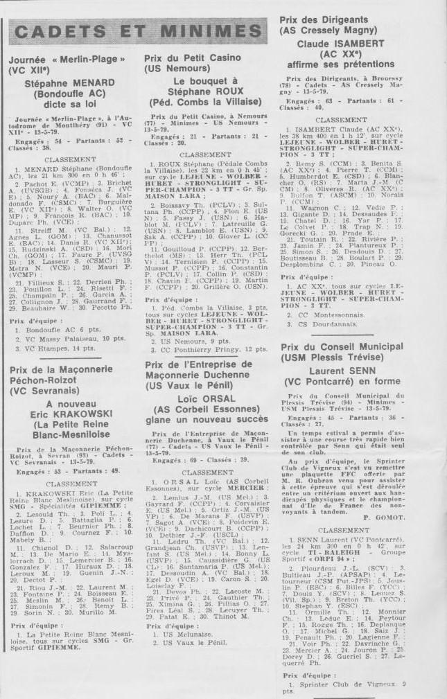 Coureurs et Clubs d'avril 1977 à mai 1979 - Page 40 1012