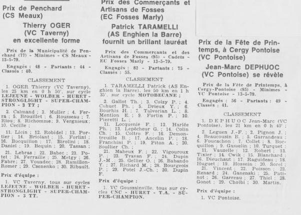 Coureurs et Clubs d'avril 1977 à mai 1979 - Page 40 1112