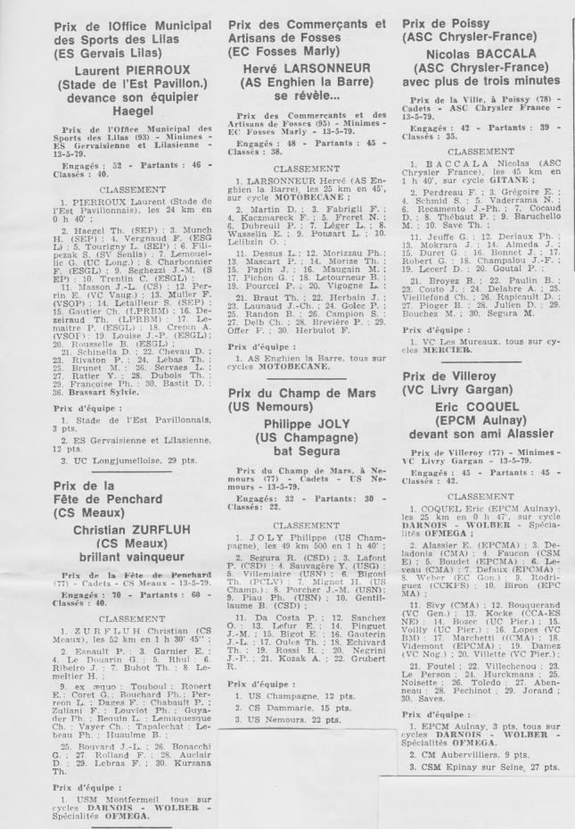 Coureurs et Clubs d'avril 1977 à mai 1979 - Page 40 1312