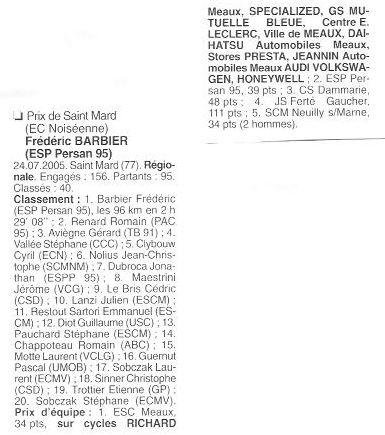 CSM.Persan. BIC. Toute une époque de janvier 1990 à novembre 2007 - Page 29 1411