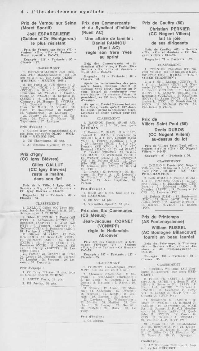 Coureurs et Clubs d'avril 1977 à mai 1979 - Page 40 212