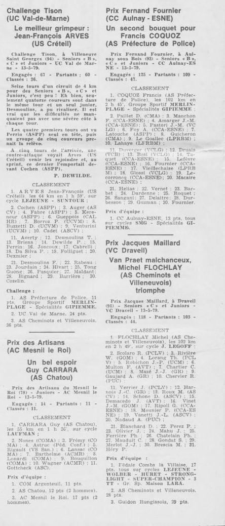 Coureurs et Clubs d'avril 1977 à mai 1979 - Page 40 312