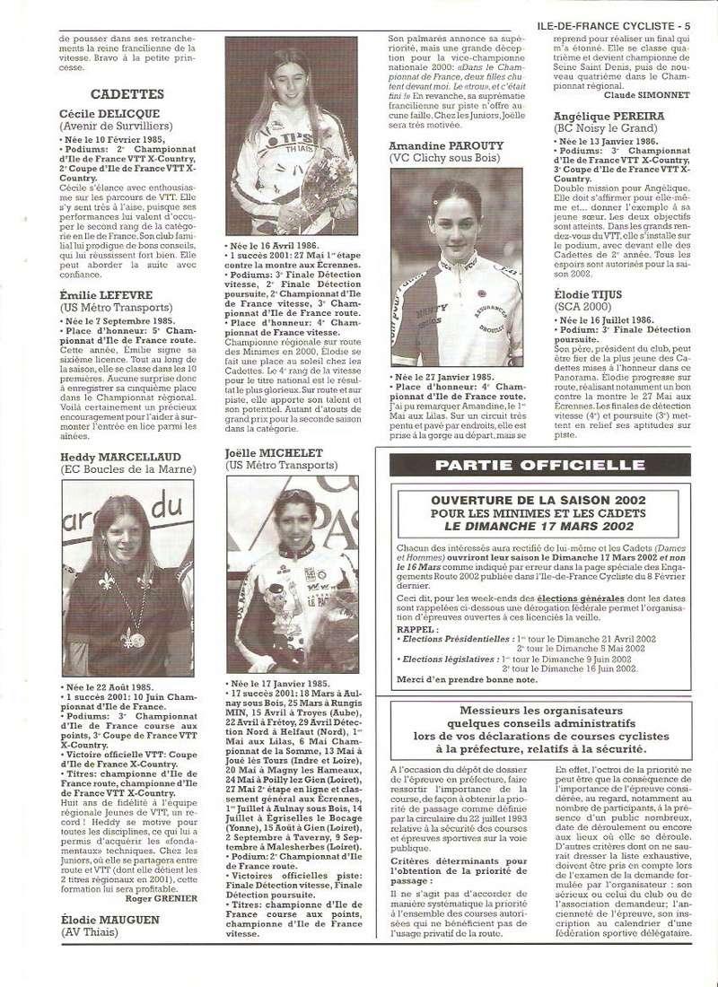 Coureurs et Clubs de janvier 2000 à juillet 2004 - Page 21 3_00510