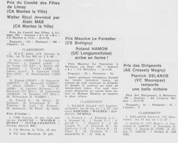 Coureurs et Clubs d'avril 1977 à mai 1979 - Page 40 412