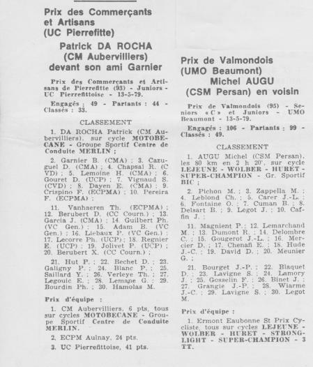 Coureurs et Clubs d'avril 1977 à mai 1979 - Page 40 513