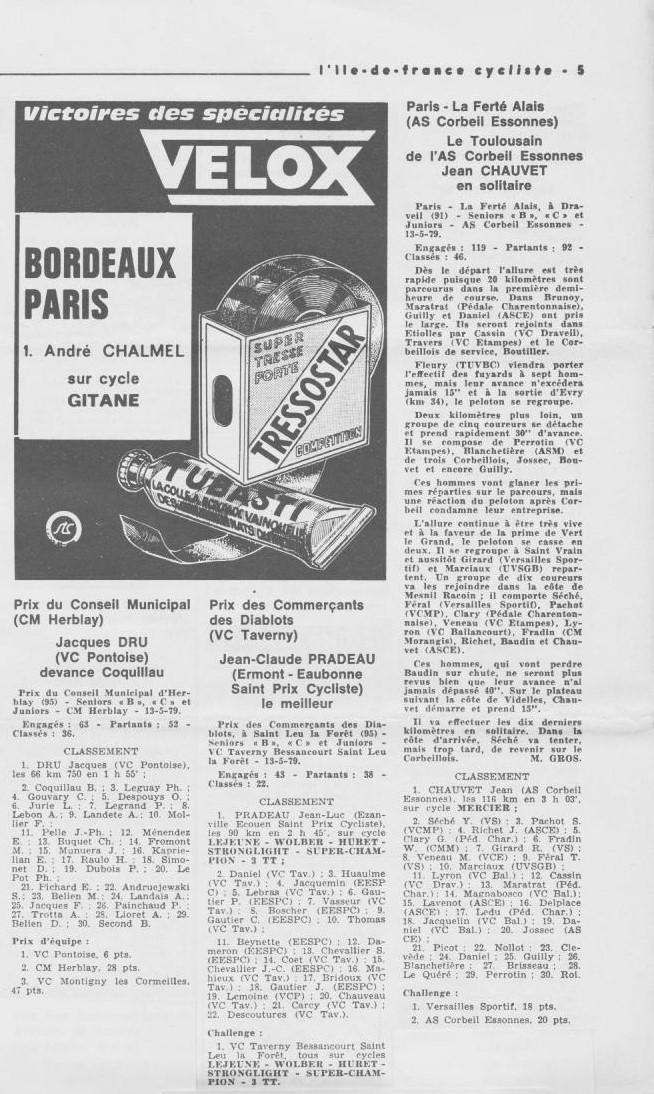 Coureurs et Clubs d'avril 1977 à mai 1979 - Page 40 712
