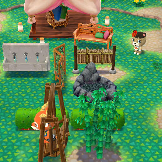 """[ACPC] Le camping """"Bien-être"""" 412"""