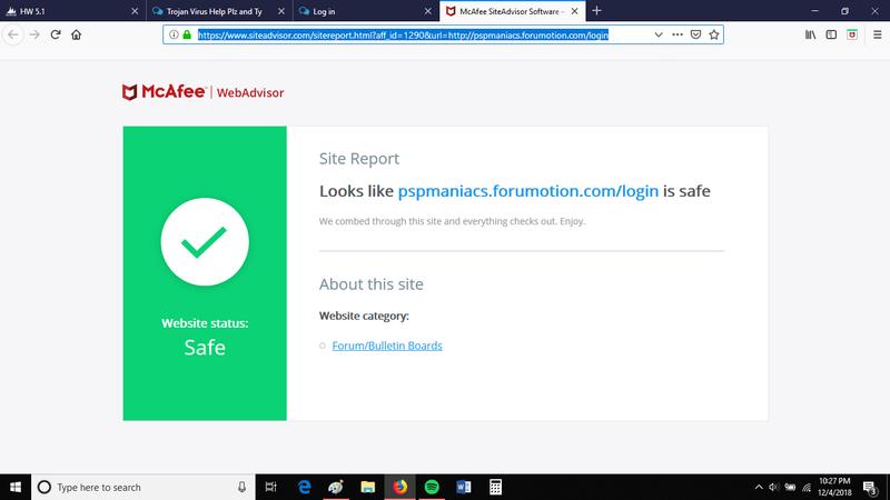 Trojan Virus Help Plz and Ty Forum_10