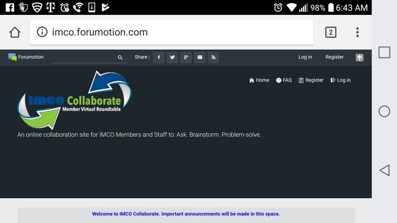 modernbb - Connection not secure error Screen18
