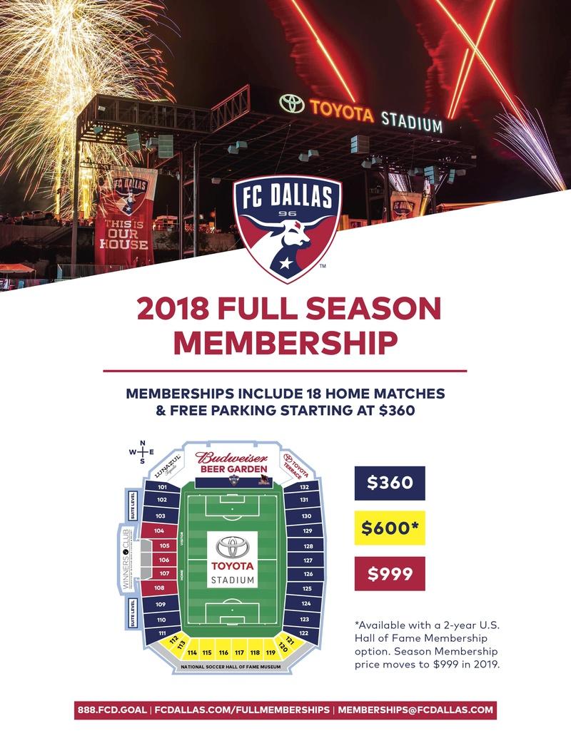 FC Dallas Season Tickets 2018 2018_f10