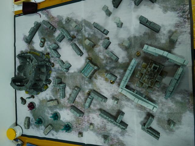 Frostgrave aux Arpenteurs de Rêves et à La Forge Ludique P1010330