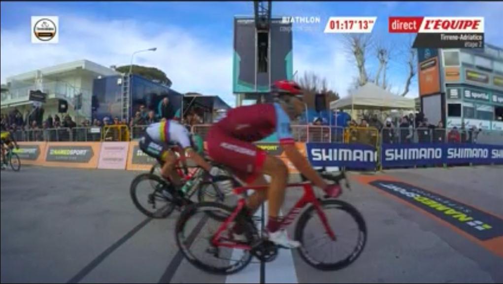 Tirreno - Adriatico VG 2018 Bandi557