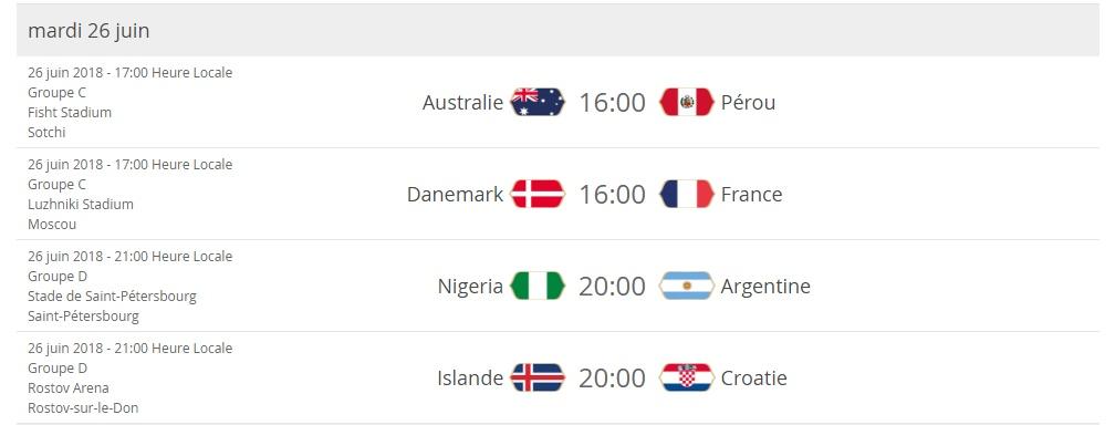 Coupe du monde: présentation Cal711