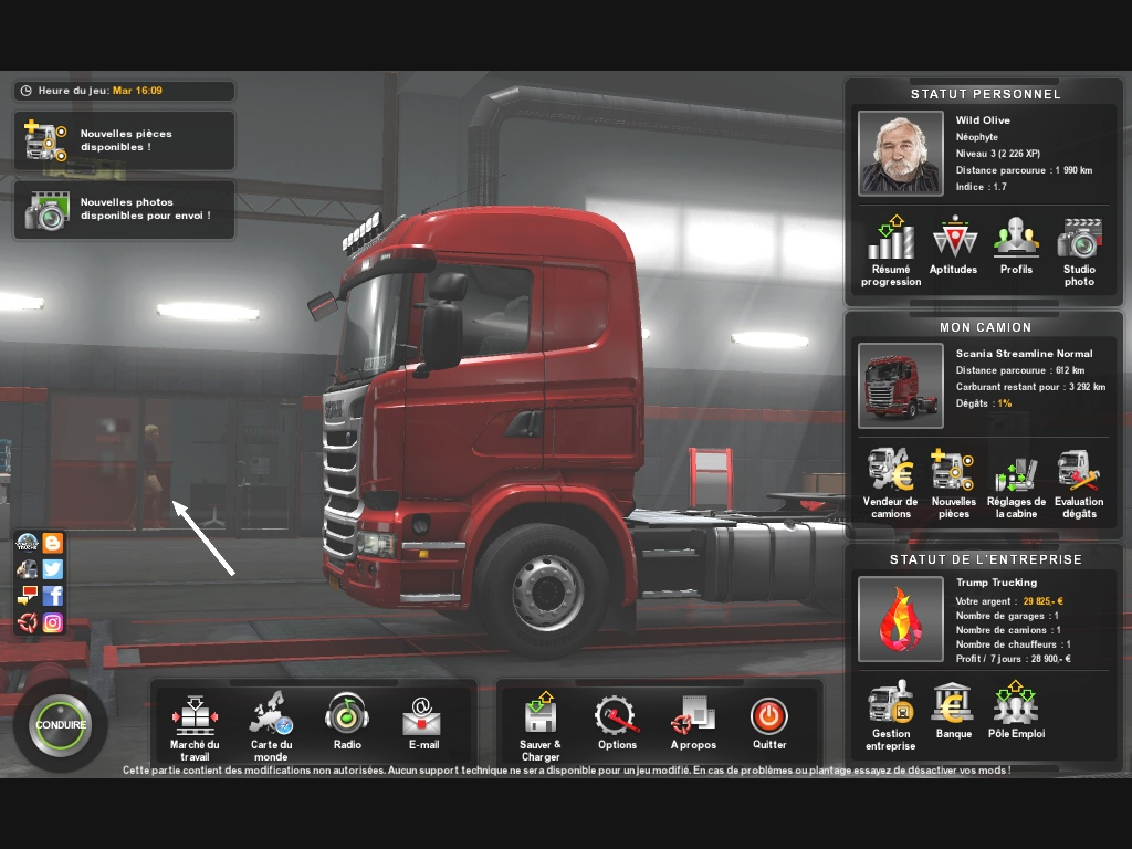 Screenshot ETS2 - Page 16 Ets2_113