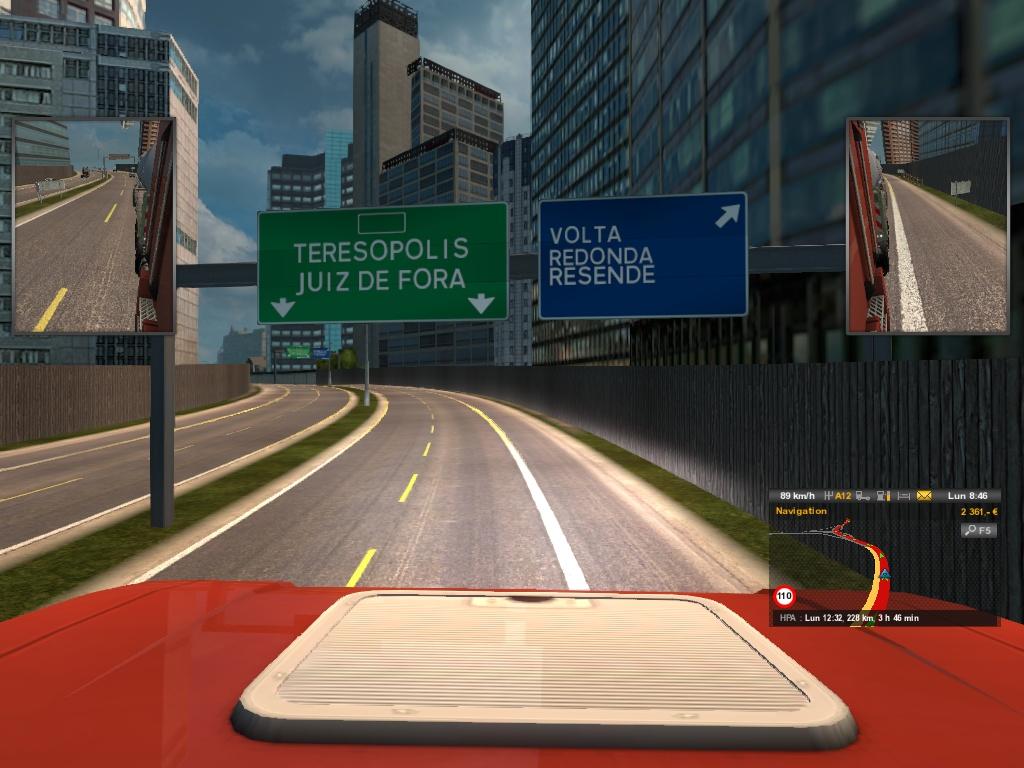 Brasil Total V 6.1 Ets2_159