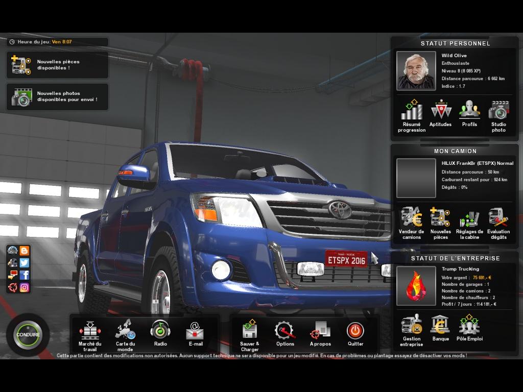 ETS2 Mode voitures Ets2_194