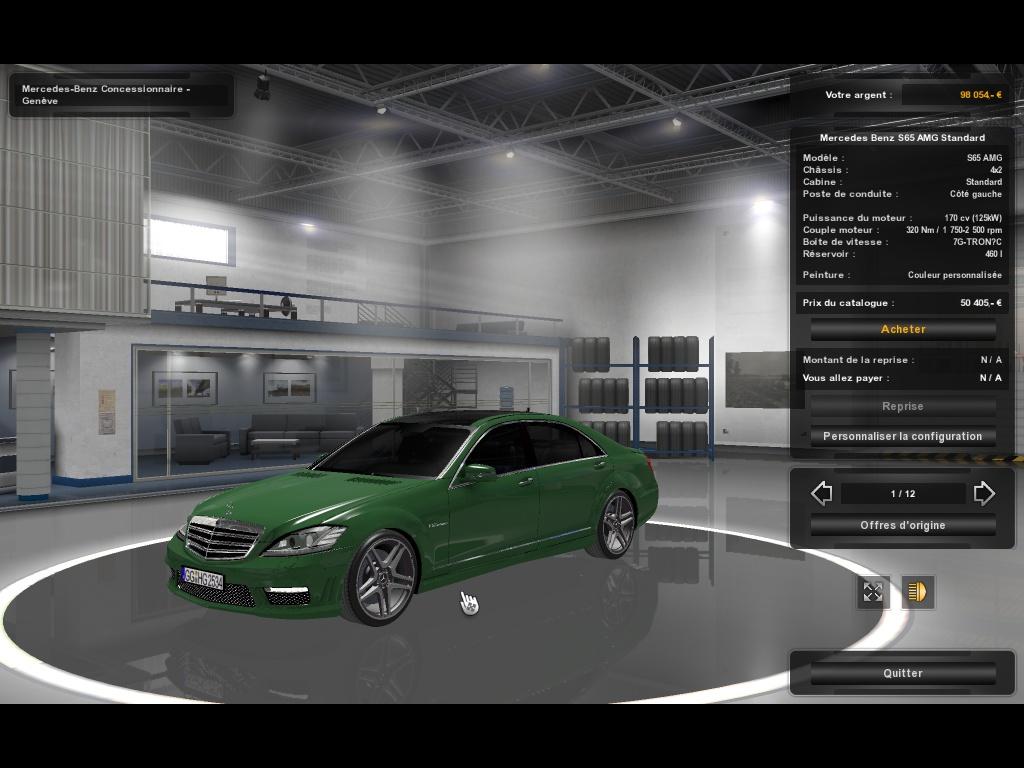 ETS2 Mode voitures Ets2_212
