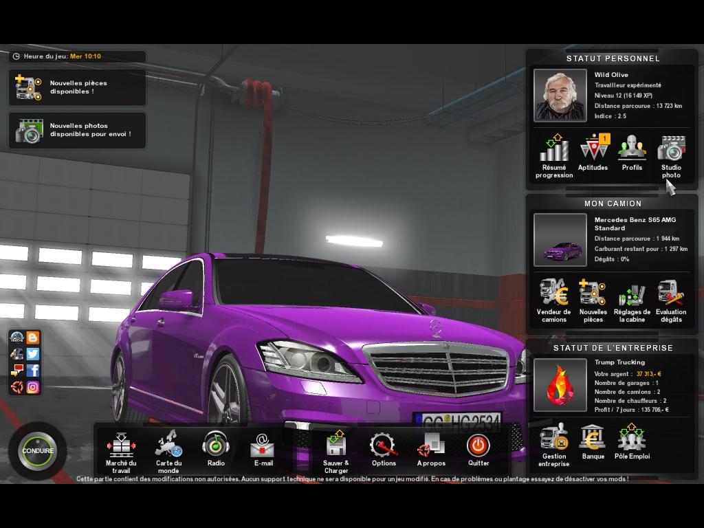 ETS2 Mode voitures Ets2_222