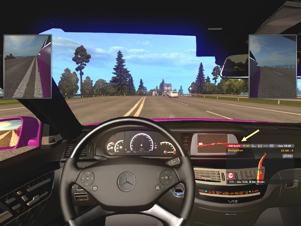 ETS2 Mode voitures Ets2_223