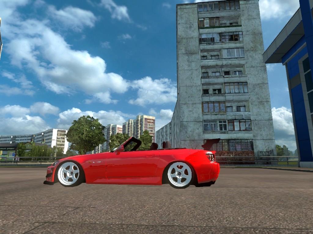 ETS2 Mode voitures Ets2_229