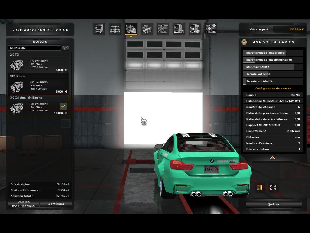 ETS2 Mode voitures Ets2_232