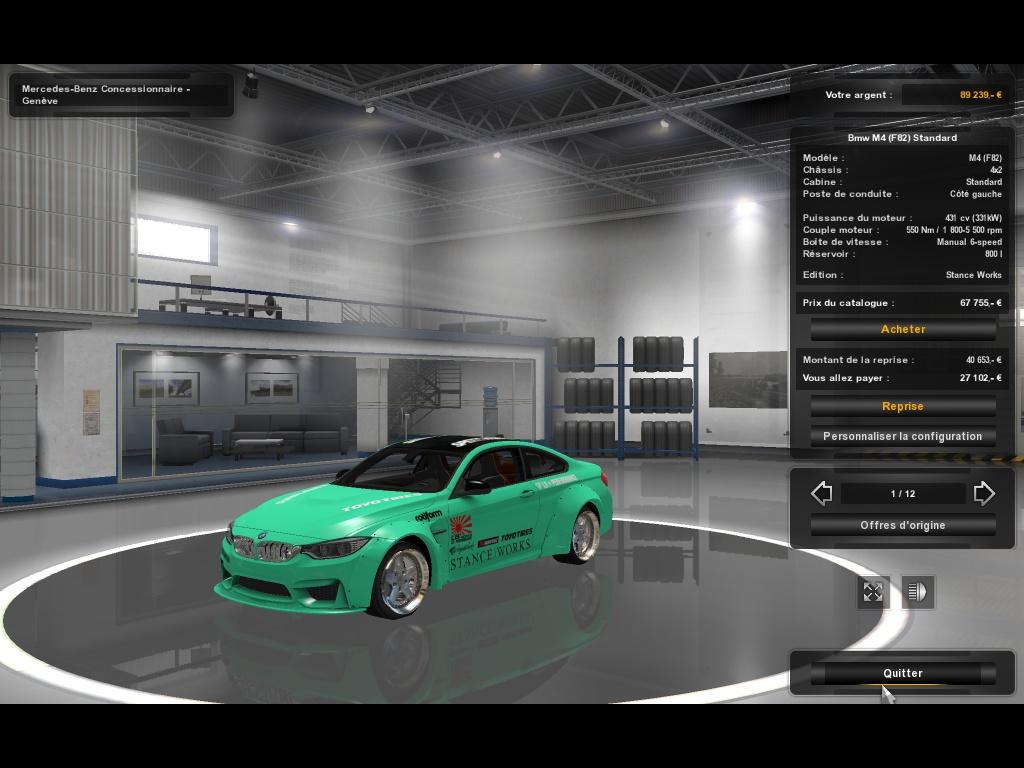 ETS2 Mode voitures Ets2_236