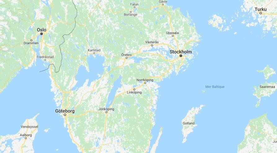 Stockholm, Suède Stockh10