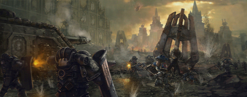 [2018][EA][PARIS] Horus Heresy WE - LES MECHANTS ! - Page 6 47109510