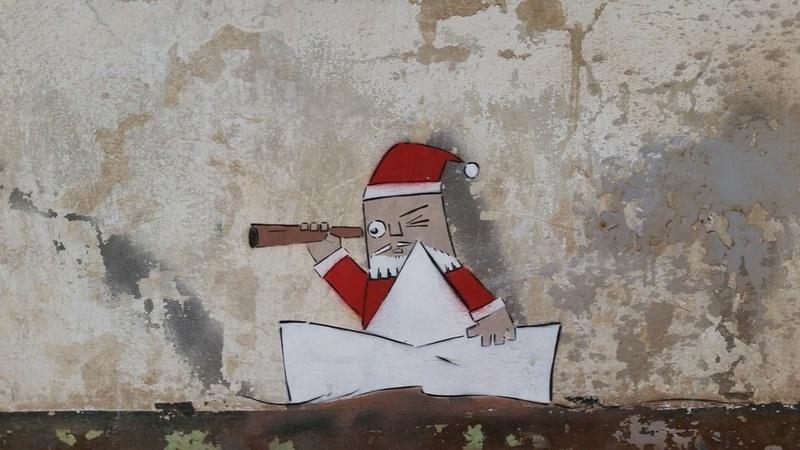Casa dei Volti di Belmez Graffi10