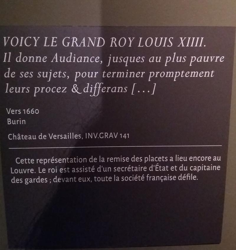 """Exposition """"Visiteurs de Versailles"""" 2017-2018 - Page 2 20171044"""