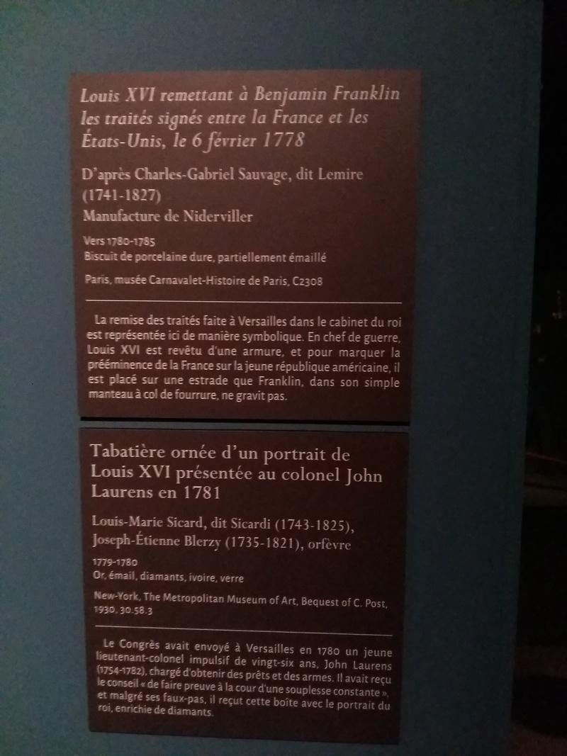 """Exposition """"Visiteurs de Versailles"""" 2017-2018 - Page 2 20171051"""