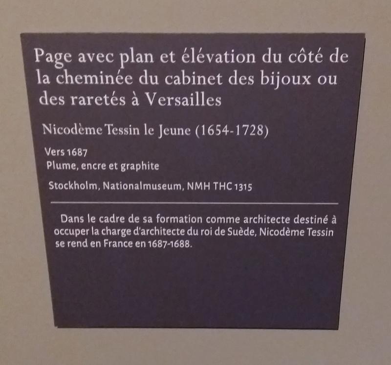 """Exposition """"Visiteurs de Versailles"""" 2017-2018 - Page 2 20171058"""