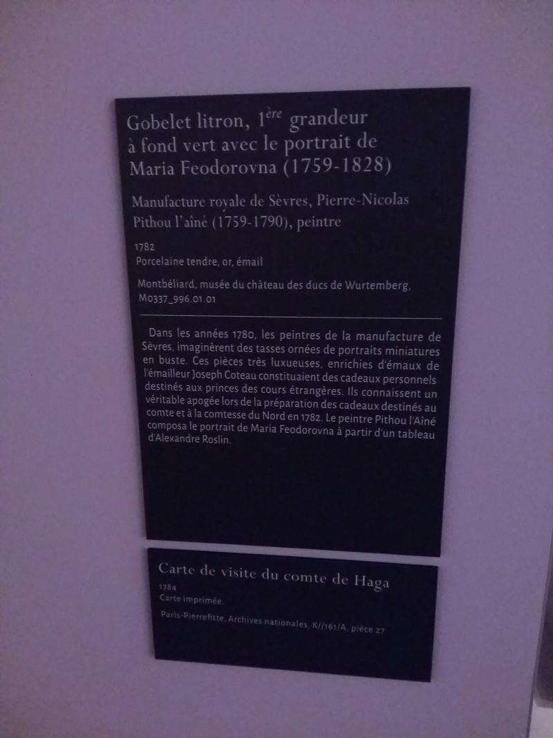 """Exposition """"Visiteurs de Versailles"""" 2017-2018 - Page 2 20171065"""