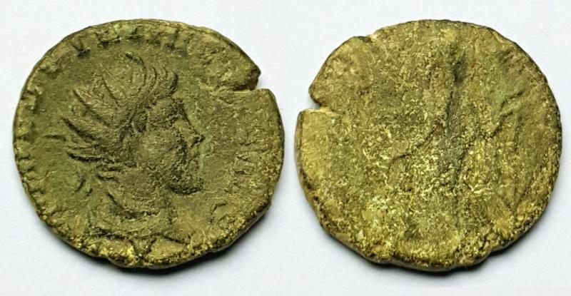 Une petite romaine à identifier SVP ! Roro12