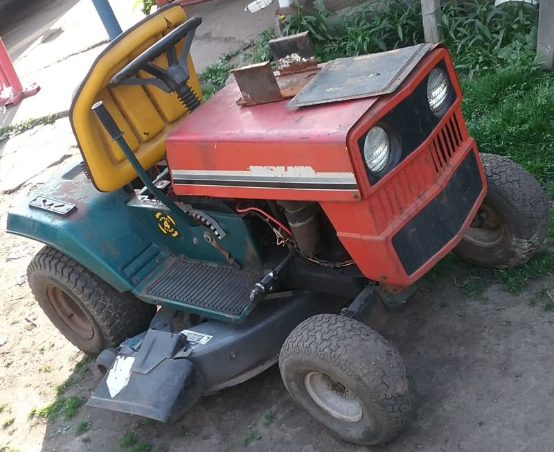 Vari drive with 5 speed transaxle - Page 5 Mower_10