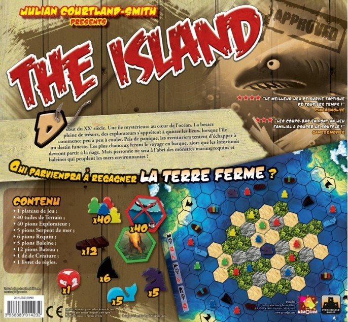 The Island The-is11