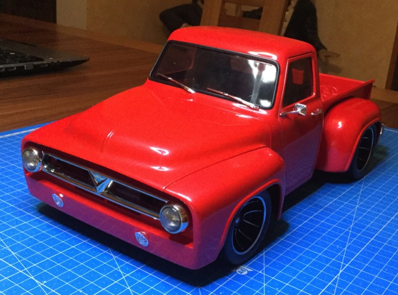 Ford F100 53 au 1/12 - Page 10 Img_4113
