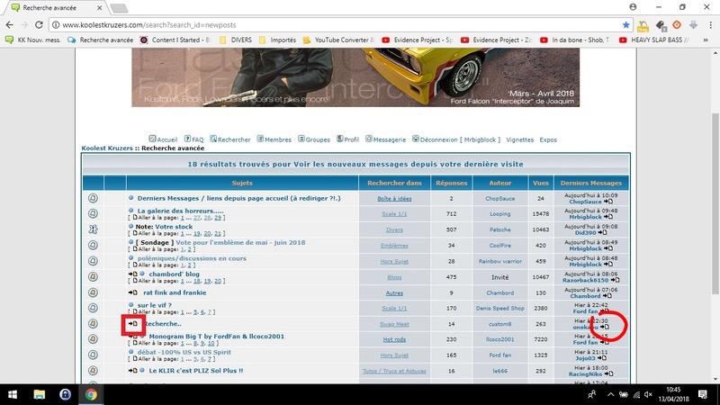 Derniers Messages / liens depuis page accueil (à rediriger ?!.) Img_5020