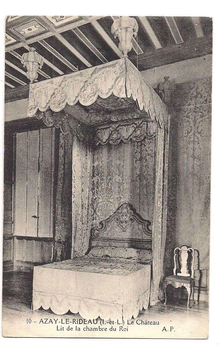 Lits historiques du XVe au XVIIIe s. usages, formes & décors S-l16011