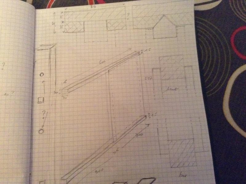 Construction d'une presse verticale demande de conseils Image12