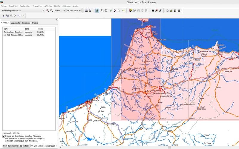 logiciel Mapsource Carte_10